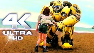 BUMBLEBEE 4K Trailer (2019) New Transformers Movie Ultra HD