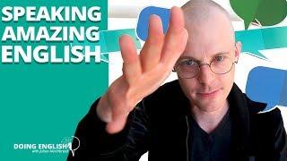 Speaking Amazing English