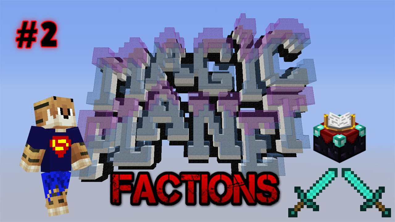 Minecraft cosmic factions 2 enchants and pvp youtube