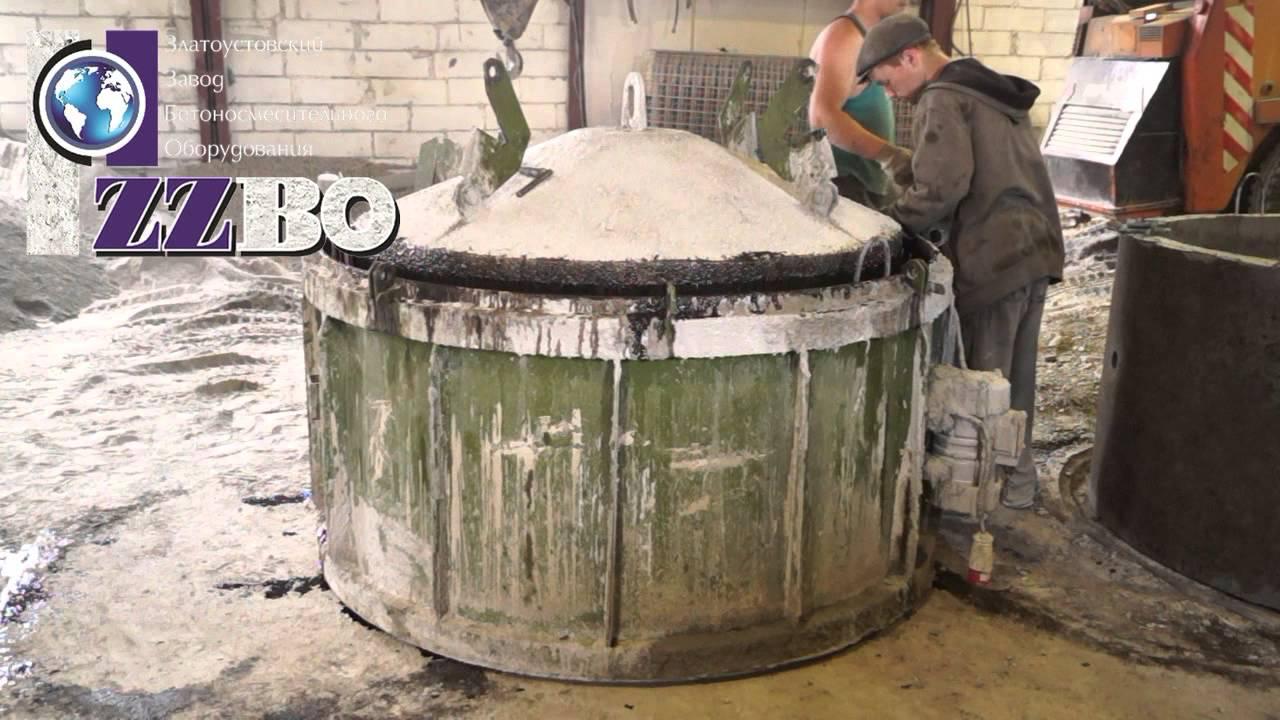 Линия производства жби кольца объявления жби екатеринбург