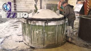 видео Бизнес на производстве железобетонных колец
