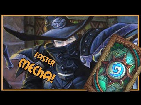 My Mecha'Thun is faster than yours! | Mecha'thun warlock | Rastakhan's Rumble | Hearthstone