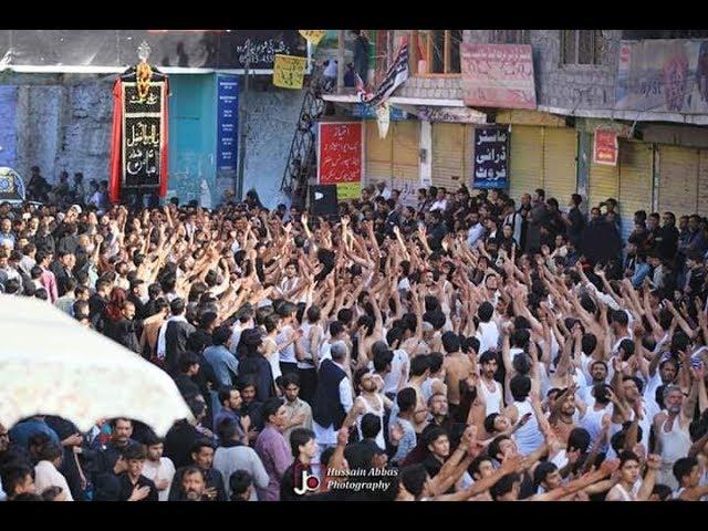 Dasta abbasia olding muharam 2019 ll   عاشورہ محرم  دستہ عباسیہ الڈینگ سکردو