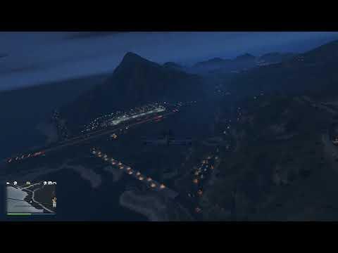 High(ish) altitude bombing