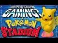 Pokemon Stadium (N64) - Did You Know Gaming? Feat. Dazz