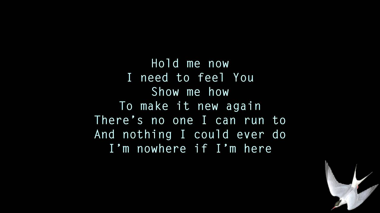 And i am desperate for you lyrics
