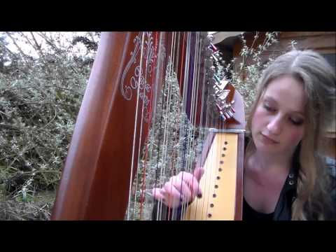 The Hanging Tree - Hunger Games (Harp Cover)