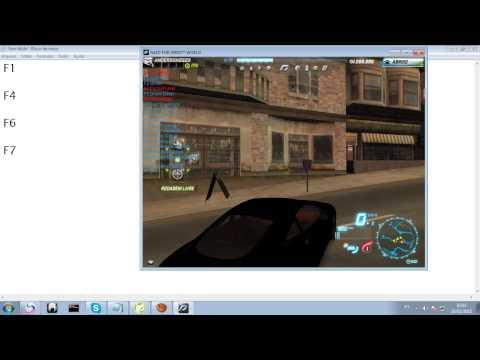 Hack De Dinheiro E Level Para Need For Speed World