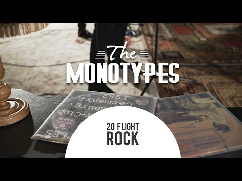 The Monotypes  x Twenty Flight Rock x Cover x The Backbeat Session