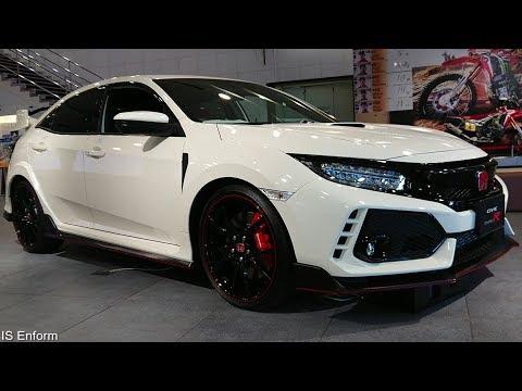2019 Honda Civic Type R FK8 2.0 VTEC TURBO M/T Walkaround Exterior & Interior
