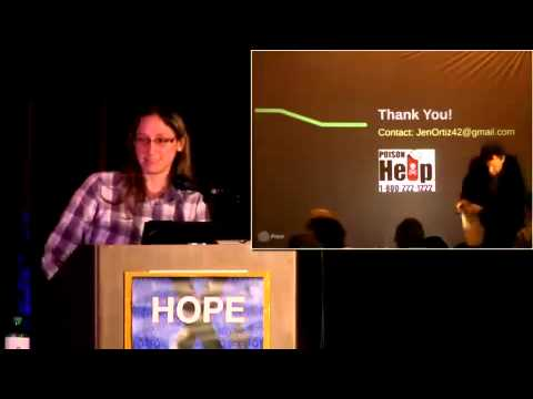 [HOPE X] Cyber Security in Humanitarian Projects as a Social Justice Issue