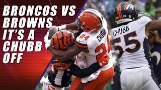 Denver Broncos vs. Cleveland Browns: NFL Saturday Night Game