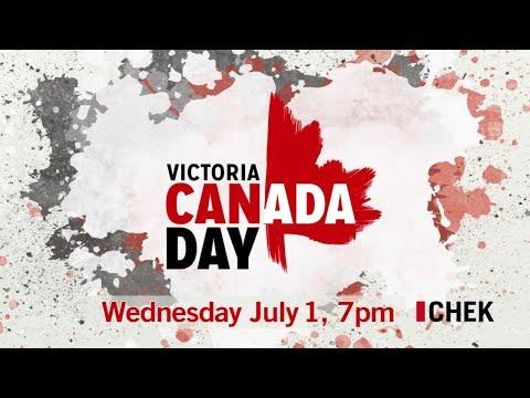 Victoria's Canada Day On CHEK
