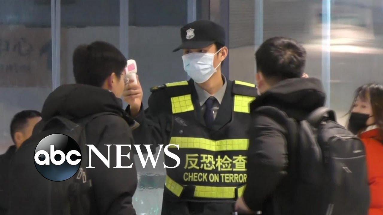 Latest details into Coronavirus and China l ABC News - YouTube