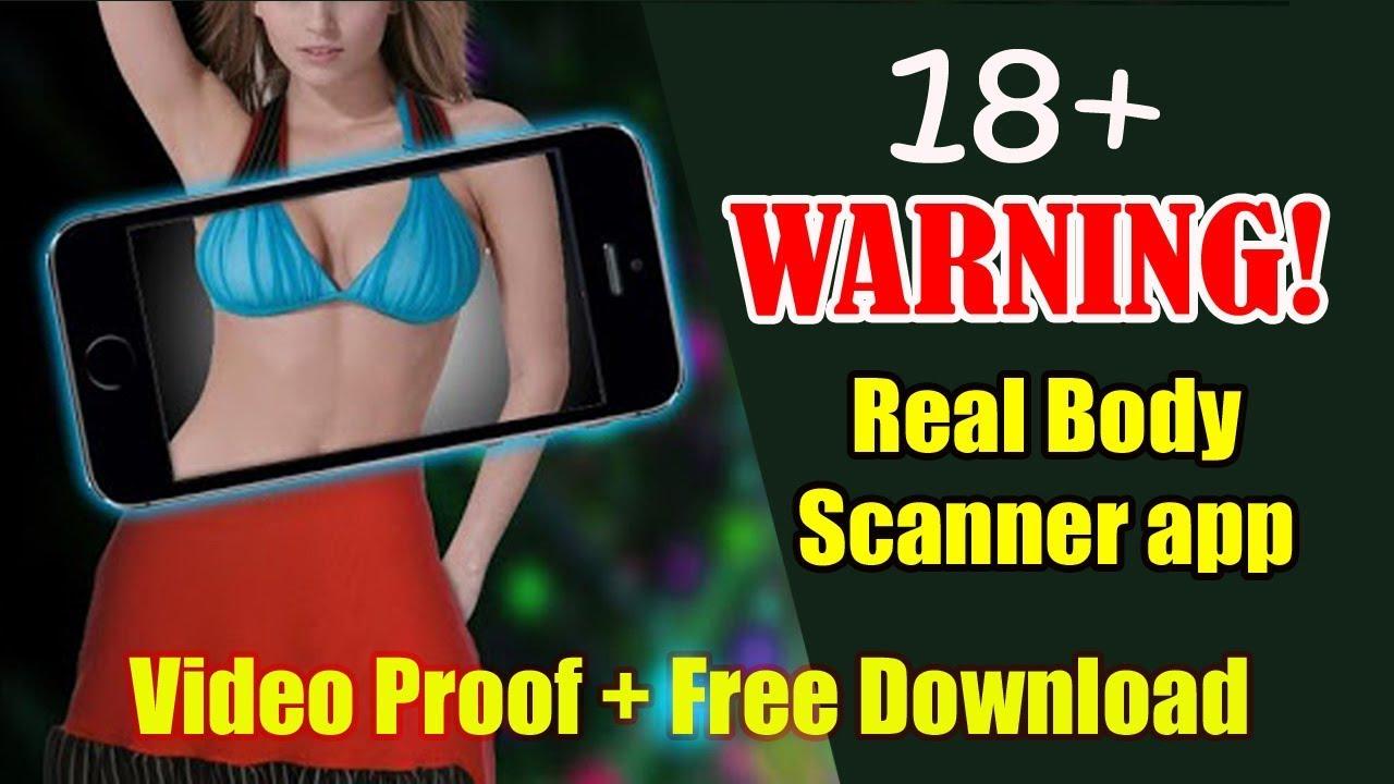 Body scanner app