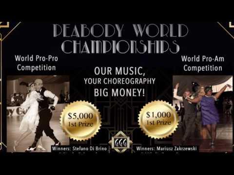 2018 PROFESSIONAL WORLD PEABODY CHAMPIONSHIPS Music