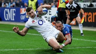 Reviewing England v France - Six Nations Week 2