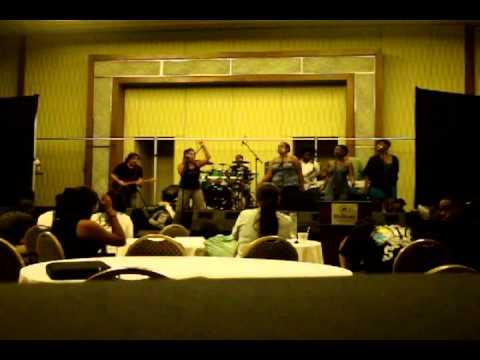 iNDRANi sound checks @ Coscap Gala 2011 (Filmed by...