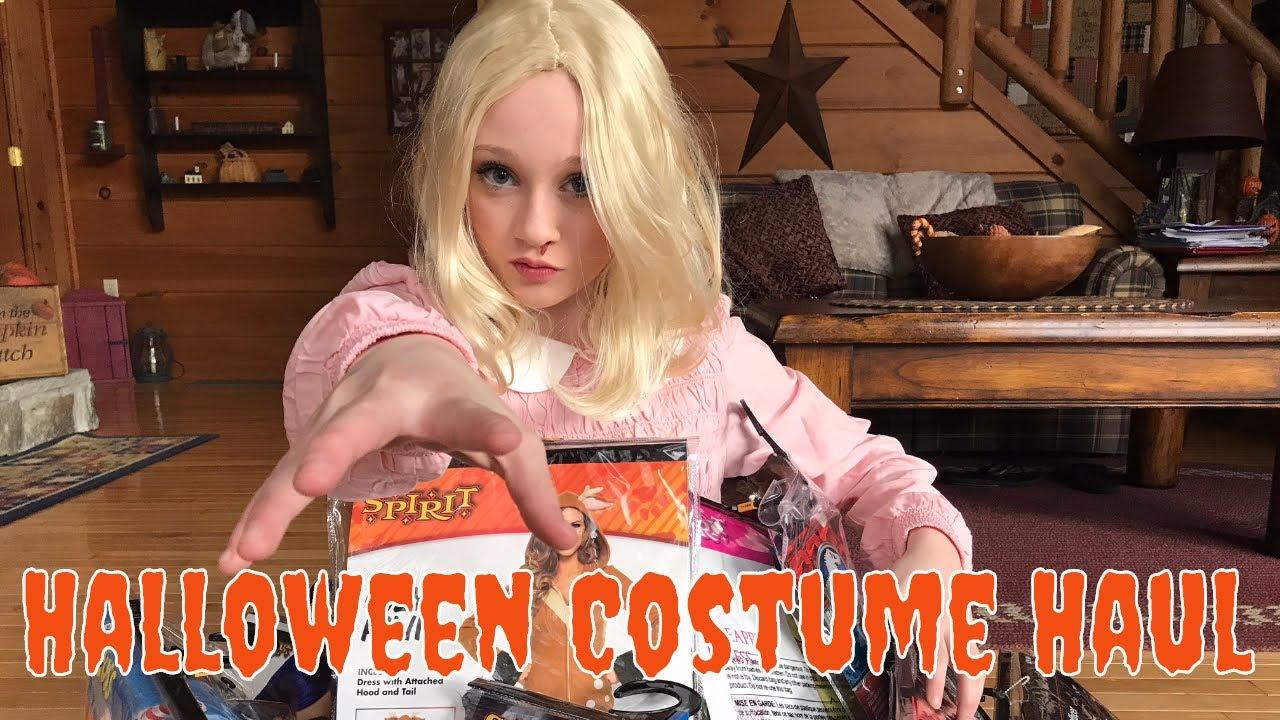 huge halloween costume haul 2017 with princess ella