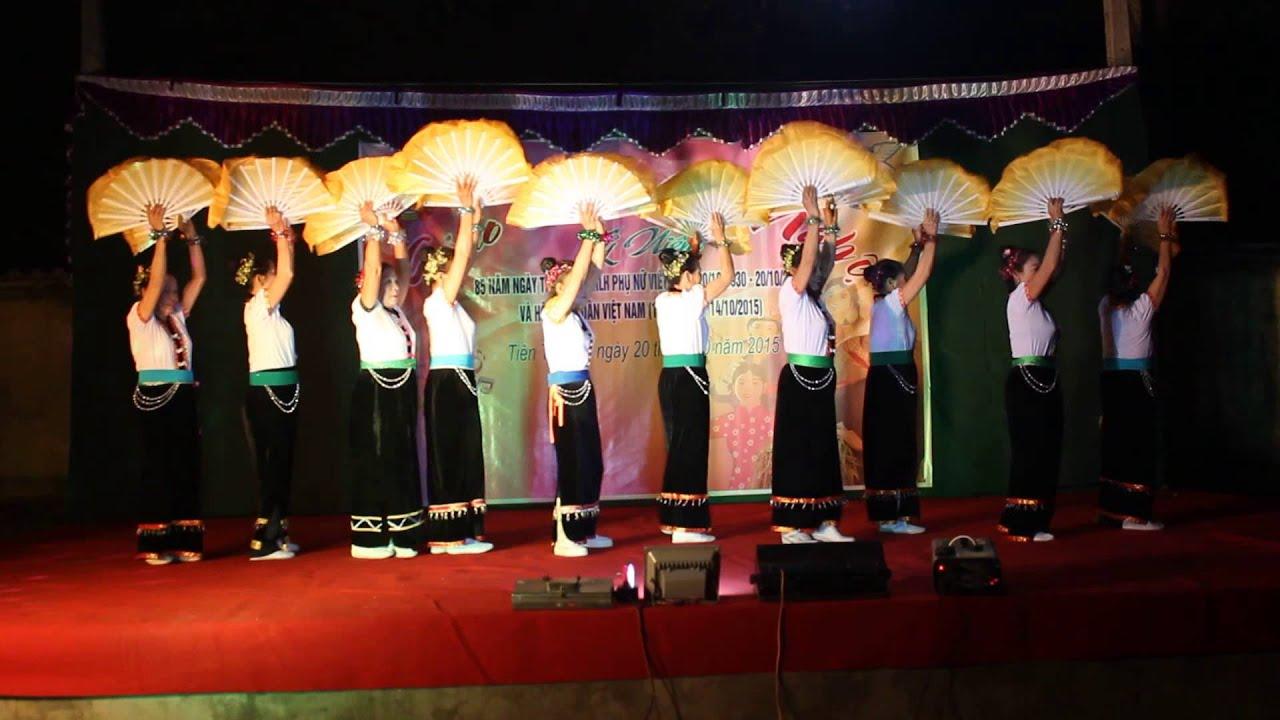 Kỷ niệm ngày phụ nữ Việt Nam 20/10 - Khu Tiên Trượng