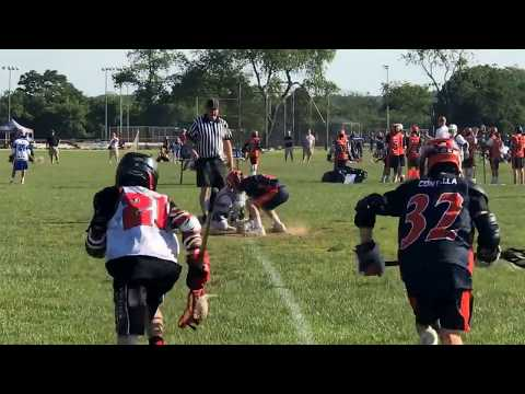 2022 Forsberg Tourney Game 1 NJ Riot 5 vs Long Island Knights 6