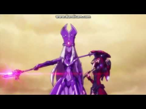 purple thorn and blue knight's first appearance