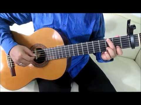 Belajar Kunci Gitar Melly Goeslaw & Eric Ada Apa Dengan Cinta ( AADC ) Intro