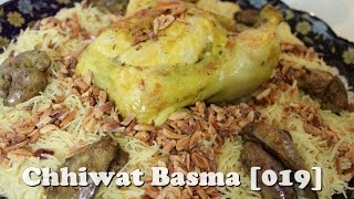 Chhiwat Basma [019] - cheveux d