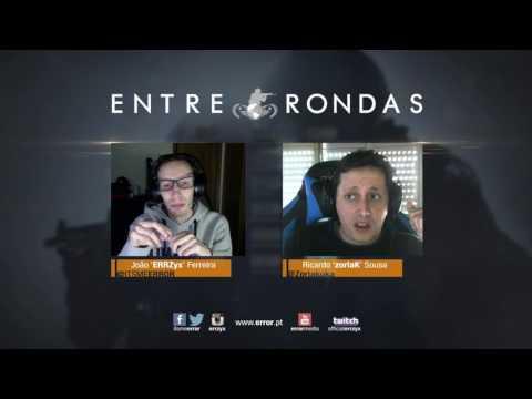"""""""Entre Rondas #17"""": Ricardo 'zorlaK' Sousa - Parte II"""
