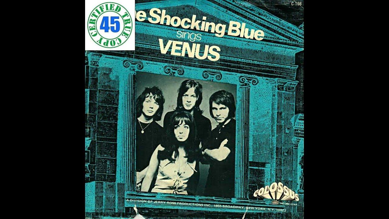 THE SHOCKING BLUE   VENUS   20