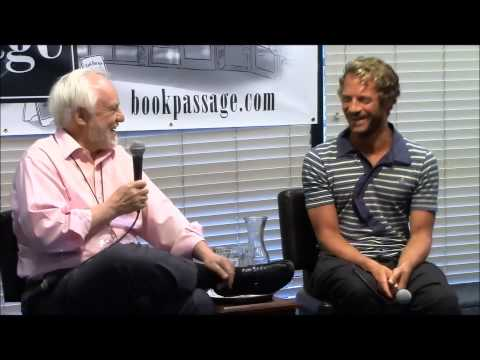 Tom Rob Smith & Otto Penzler Discuss The Farm At Book Passage