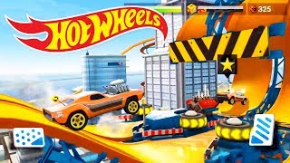 Hot Wheels: Race Off - Daily Race Off And Supercharge Challenge #64   Android Gameplay   Droidnation