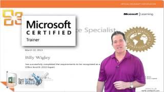 Don't Get Mad...Get Skills! Excel - Shortcuts Tips & Tricks