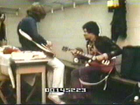Rolling Stones - 1969 Tour (backstage with Jimi Hendrix).mpg