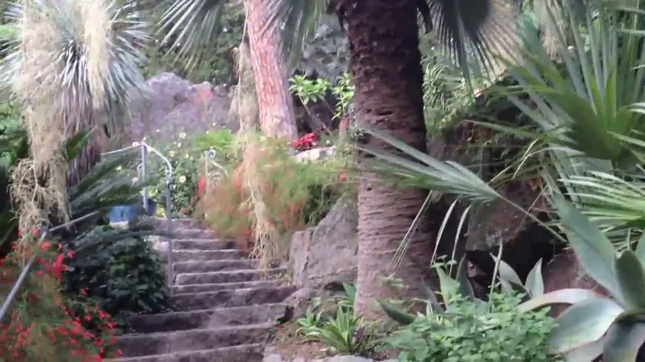Paradise Found at La Mortella Gardens on the Island of Ischia in the Bay of Naples Italy  YouTube