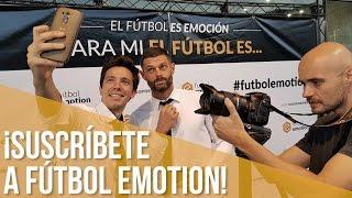 ¡Suscríbete a Fútbol Emotion y descubre nuestra pasión!