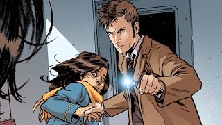 Doctor Who: The Tenth Doctor Vol. 1 Revolutions of Terror - Comic Book Series - Doctor Who