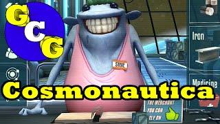 Cosmonautica Gameplay