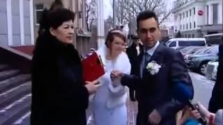 ТК Донбасс - Свадебный бум в магичесую дату 12.12.12