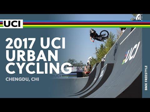 2017 UCI Urban Cycling - Chengdu (CHI) / Women Elite BMX Freestyle