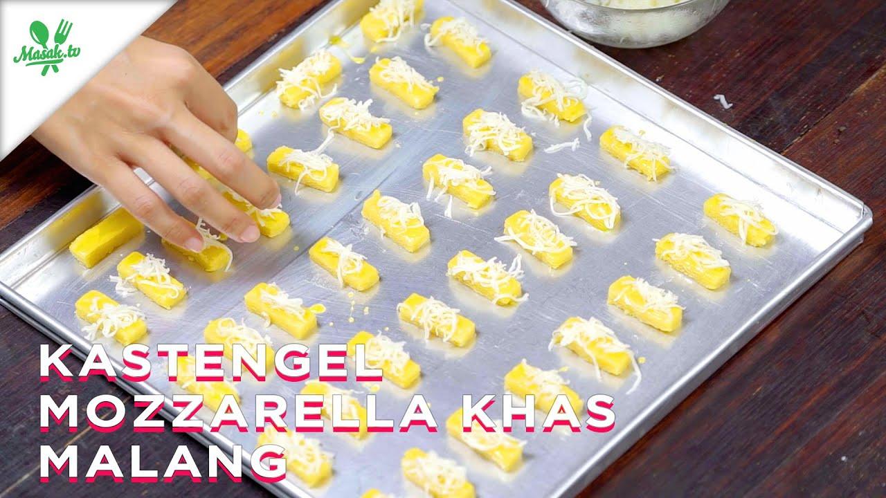 Kastengel Mozzarela khas Malang
