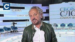 На каналі «Україна» стартує «Свобода слова Савіка Шустера»
