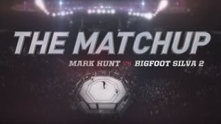 UFC 193: The Matchup - Mark Hunt vs Bigfoot Silva 2