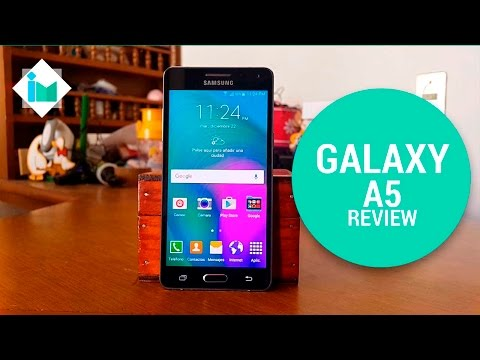 Samsung Galaxy A5 - Review en español