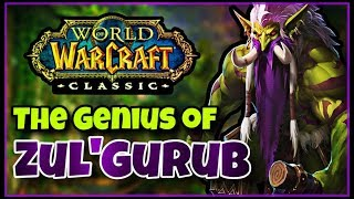 The Genius of Vanilla WoW's Zul'Gurub - How a 20-man Changed Raiding Forever