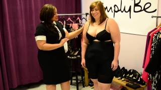 Sexy Shapewear for a Hot Date: The Gok Wan Collection from Simply Be