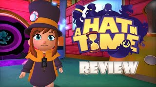 A Hat in Time (Switch) Review (Video Game Video Review)