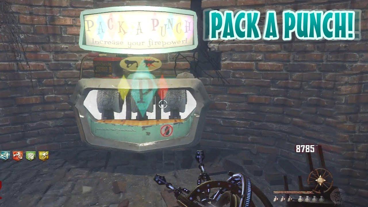 machine pack a punch