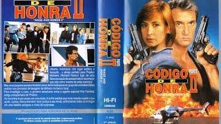 Código de Honra 2 (Rage and Honor II) - 1993 - Cynthia Rothrock -TVRIP