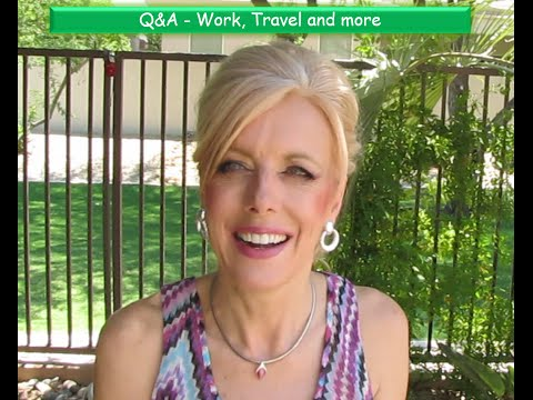 Q&A #1 - Elle's Answers Career and Travel